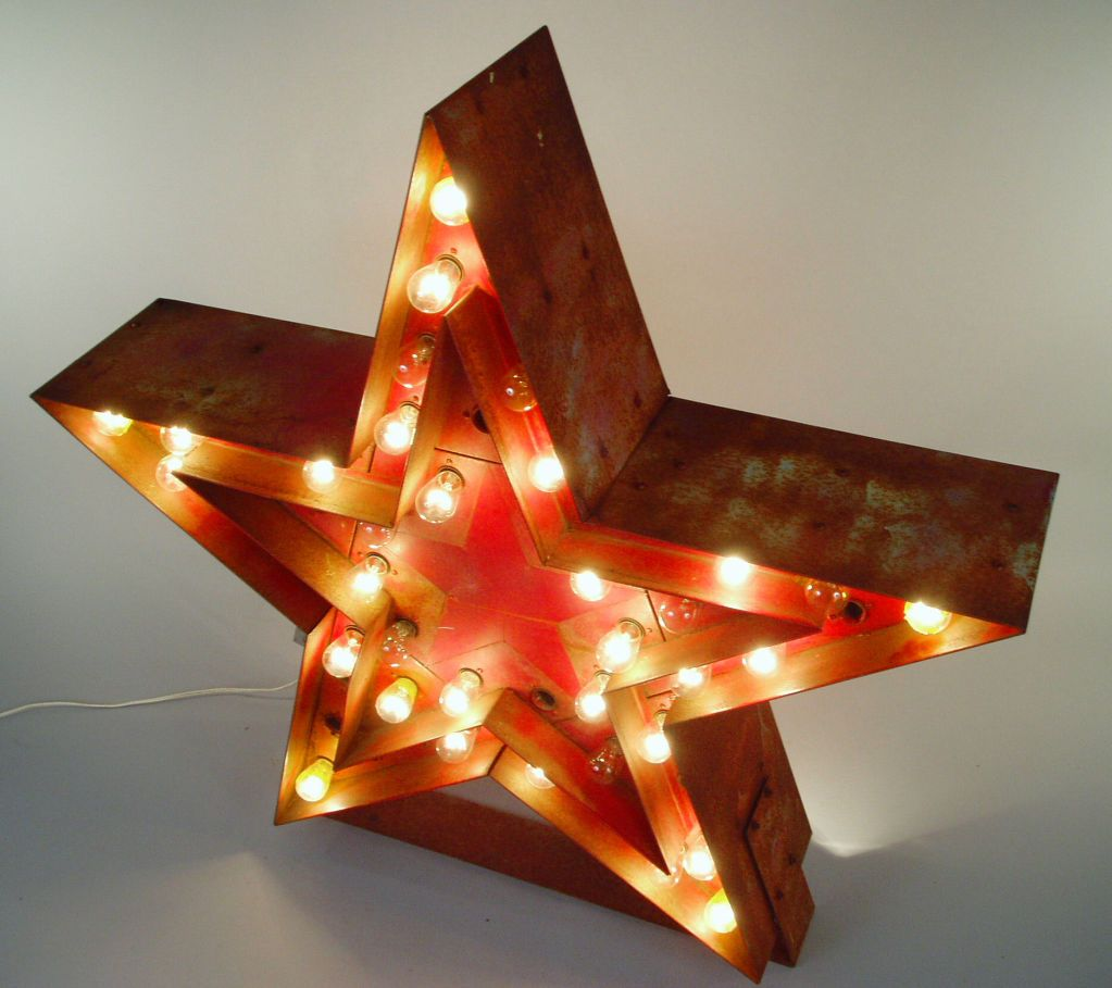 Lighted star superior outdoor display inc pinterest lighted star outdoor spacesoutdoor rooms aloadofball Choice Image
