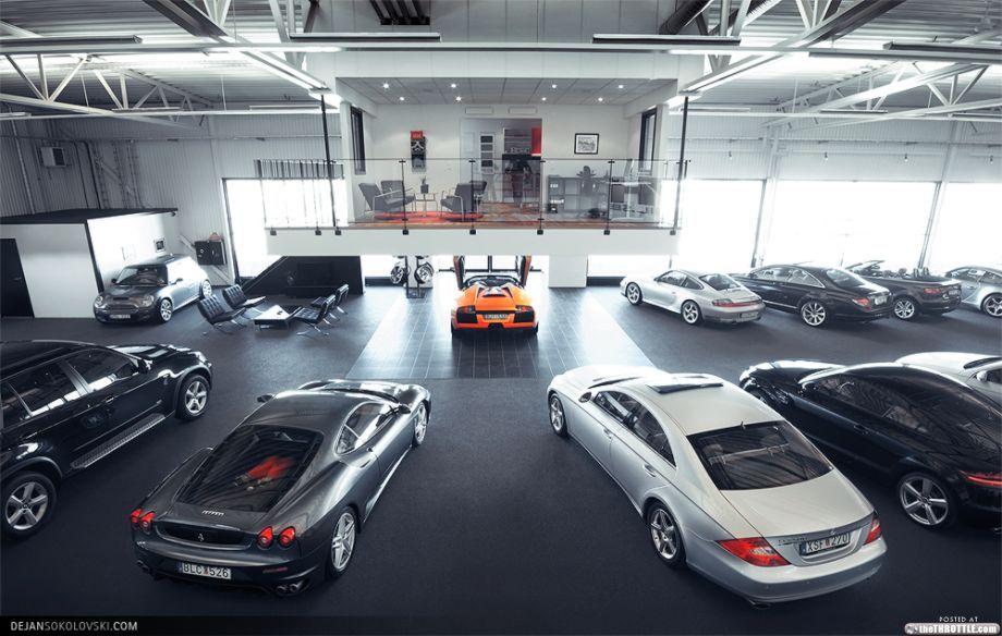 Garages That Make Me Want To Get Rich 30 Hq Photos Luxury Garage Dream Car Garage Garages