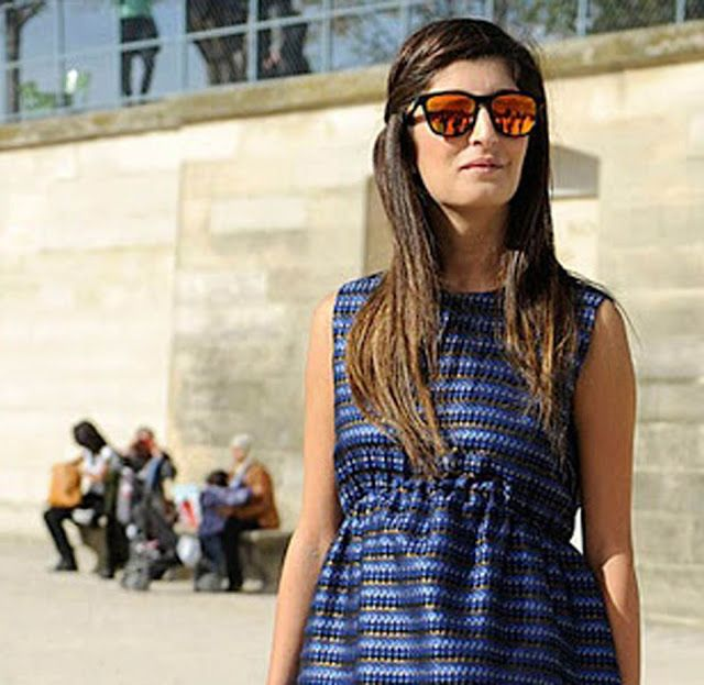 Tendencia en gafas de sol: Cristales tornasolados