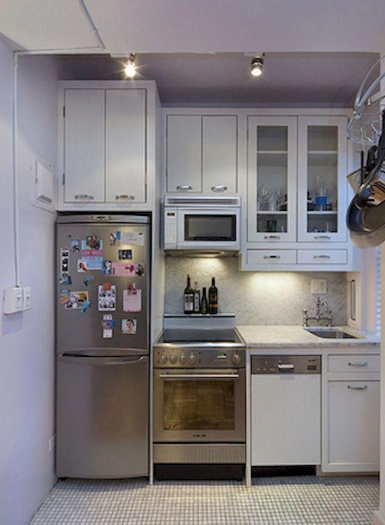 Pinterest Home Decor Ideas Living Room Homedecorideas Tiny Kitchen Design Small Apartment Kitchen Small Apartment Kitchen Decor