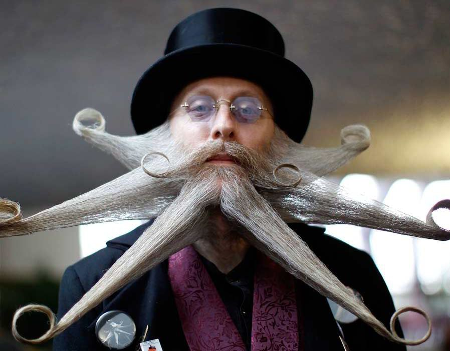 World beard competition