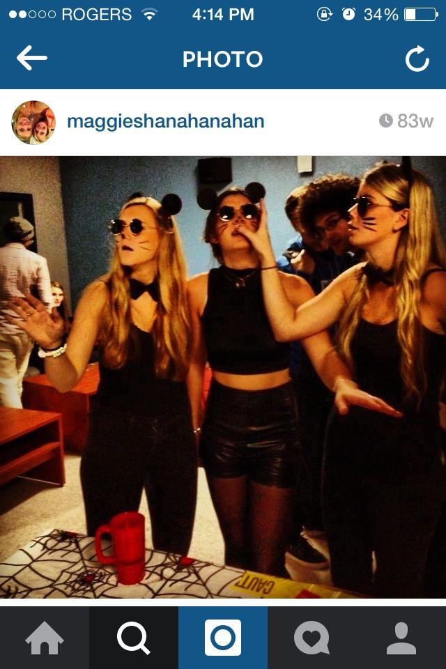 Three blind mice Halloween ideas Pinterest Halloween ideas