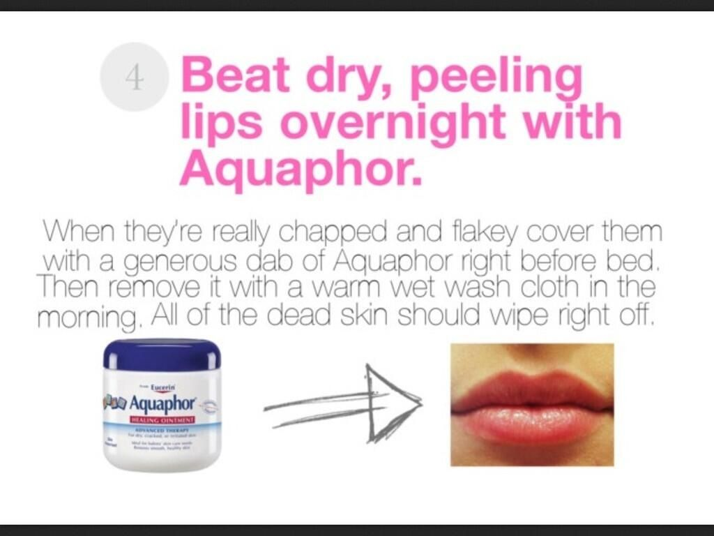 how to get soft lips overnight