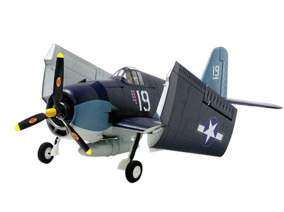 Art Tech F6F Hellcat Folding Wings Scale RC Fighter Plane