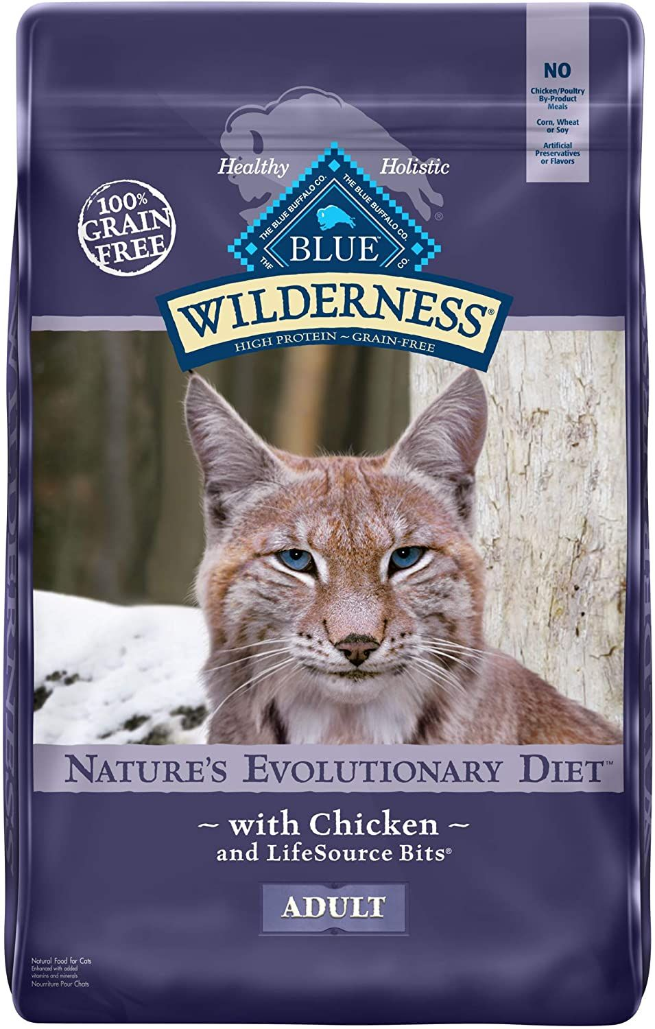 Blue Buffalo Wilderness High Protein Dry Adult Cat Food In 2020 Cat Food Brands Best Cat Food Dry Cat Food