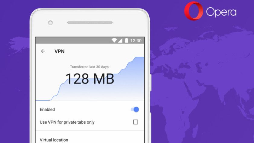 Browser With Built In Vpn Android
