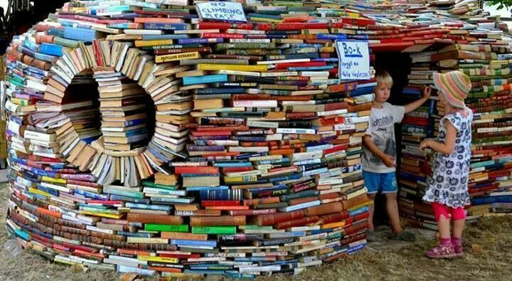 Book Fort!