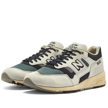 New Balance-Sneaker M1530OGG Made in England bianca e blu scuro ...