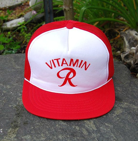 Vtg 80 s Rainier Beer Trucker Hat Snapback by EmeraldCityRetro ... 978610c3cc2