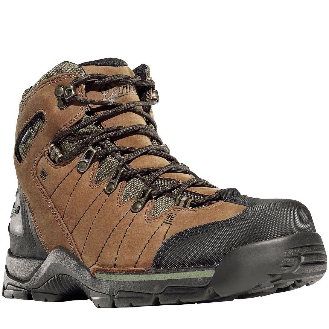 37480 Danner Men's Mt Defiance GTX Hiking Boots - Tan