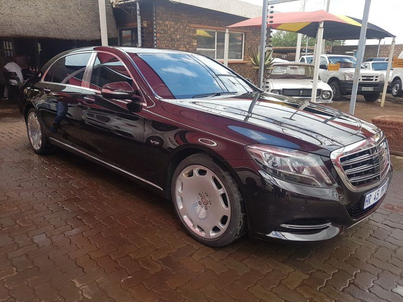Used Mercedes Benz S Class S600 Maybach For Sale In Gauteng Cars Co Za Id 4452958 Benz S Benz S Class Used Mercedes Benz