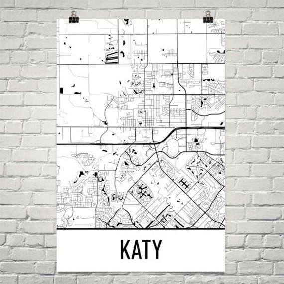 Katy Map, Katy Art, Katy Print, Katy TX Poster, Katy Wall Art, Katy Katy Texas Street Map on katy texas roads, katy texas shopping, katy texas weather, katy texas art, katy texas history, katy texas zip code map, katy tx, katy texas hotels, city of katy texas map, katy texas schools, fort bend county zip code map, katy texas on the map, katy trail columbia mo, katy texas on a map, katy texas house, katy texas map showing cities of texas, katy texas aerial view, katy texas county map, katy texas parks, houston heights street map,