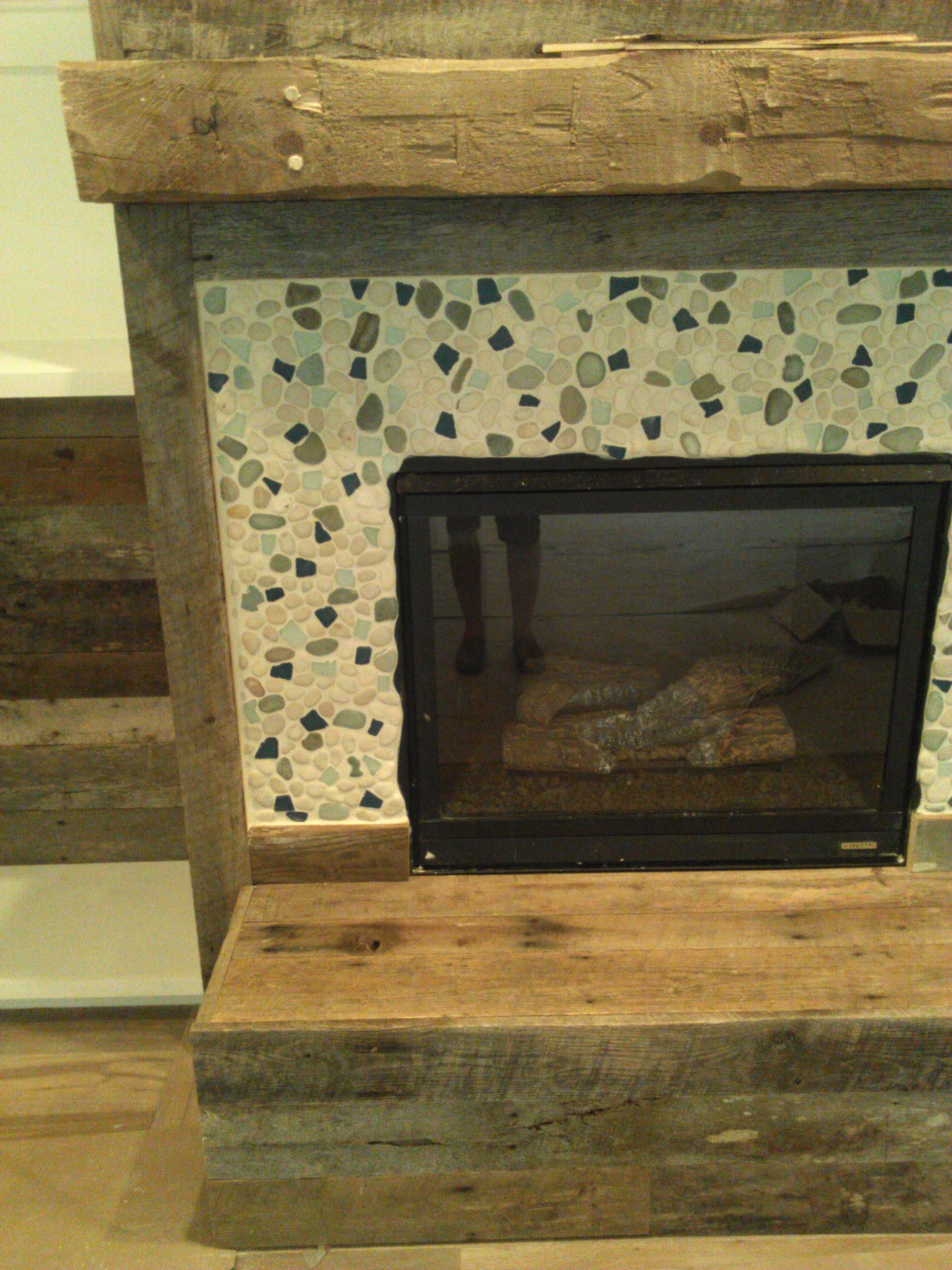 Close up of the fireplace the homeplace pinterest