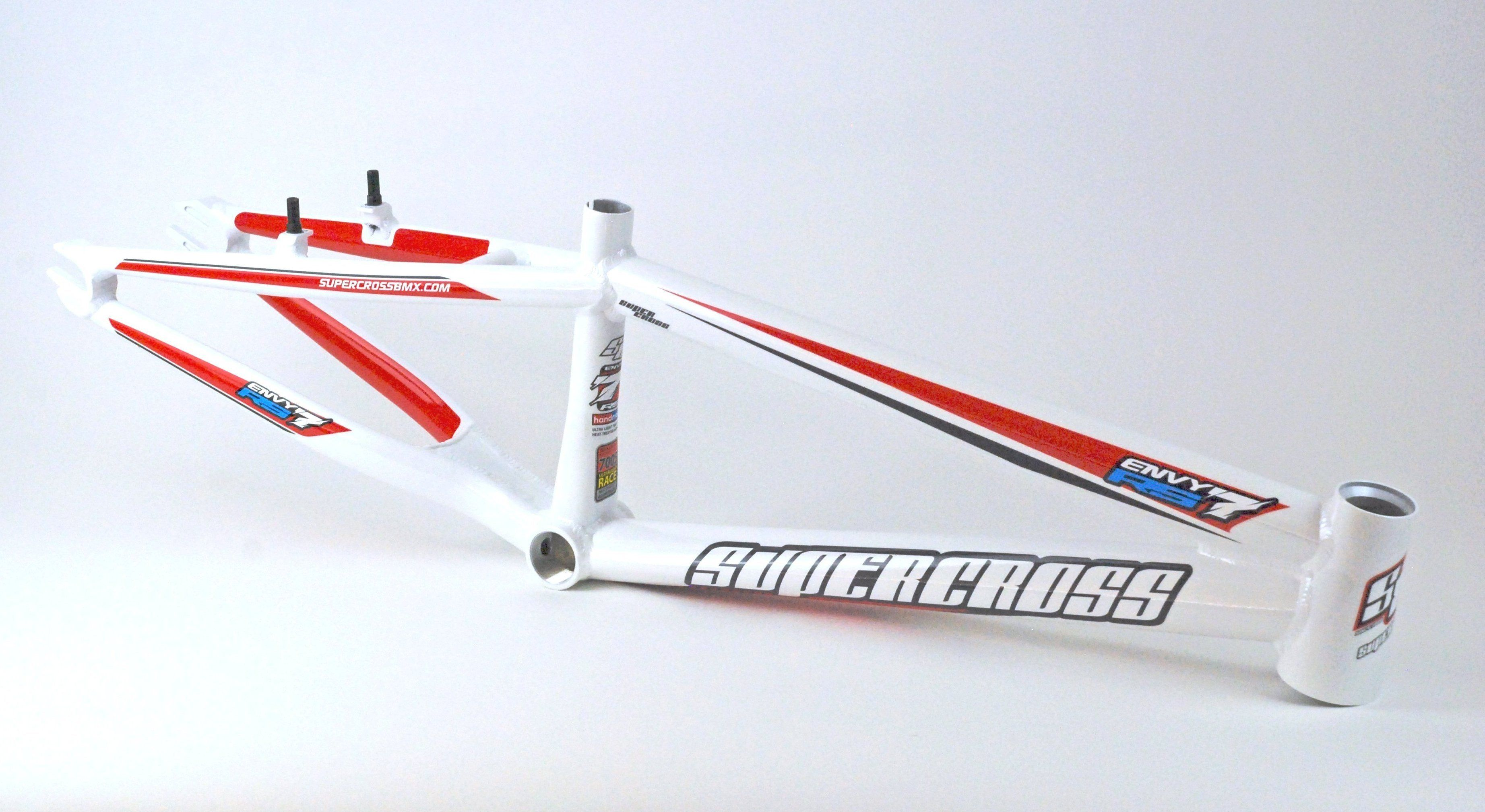 The ENVY Rs7 Triple Butted Aluminum BMX Race Frame   Products ...