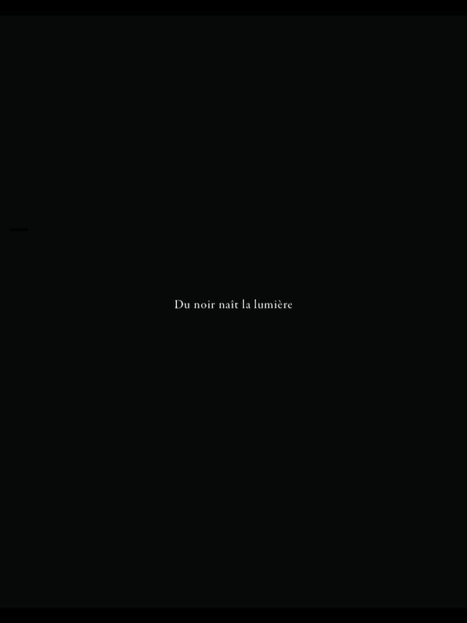 Mix Du Noir Naît La Lumière Citation Nuit Paroles