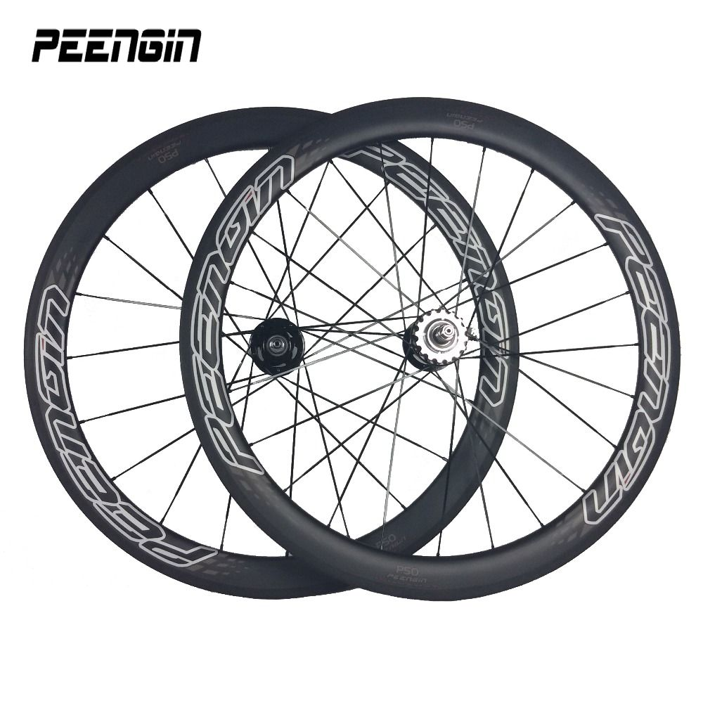 25mm width 700c 60mm clincher,carbon fiber road bike wheels only rear