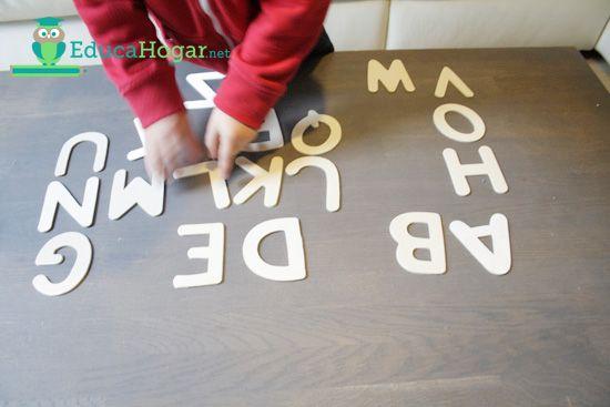 10 Actividades para enseñar el abecedario    10 Activities to teach the alphabet