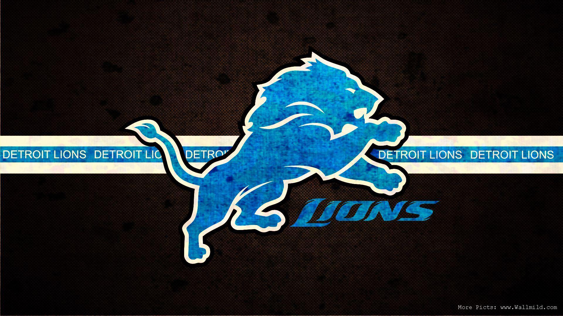 Detroit Lions Wallpaper 1B1   Hd Wallpaper, Blue Wallpaper ...