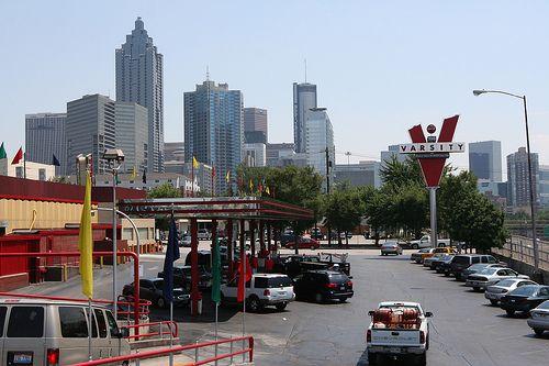 Famous Hot Dog Restaurant Atlanta Ga