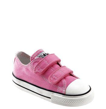 95e90e3b956904 Converse Converse Chuck Taylor®  Double Strap  Sneaker (Baby