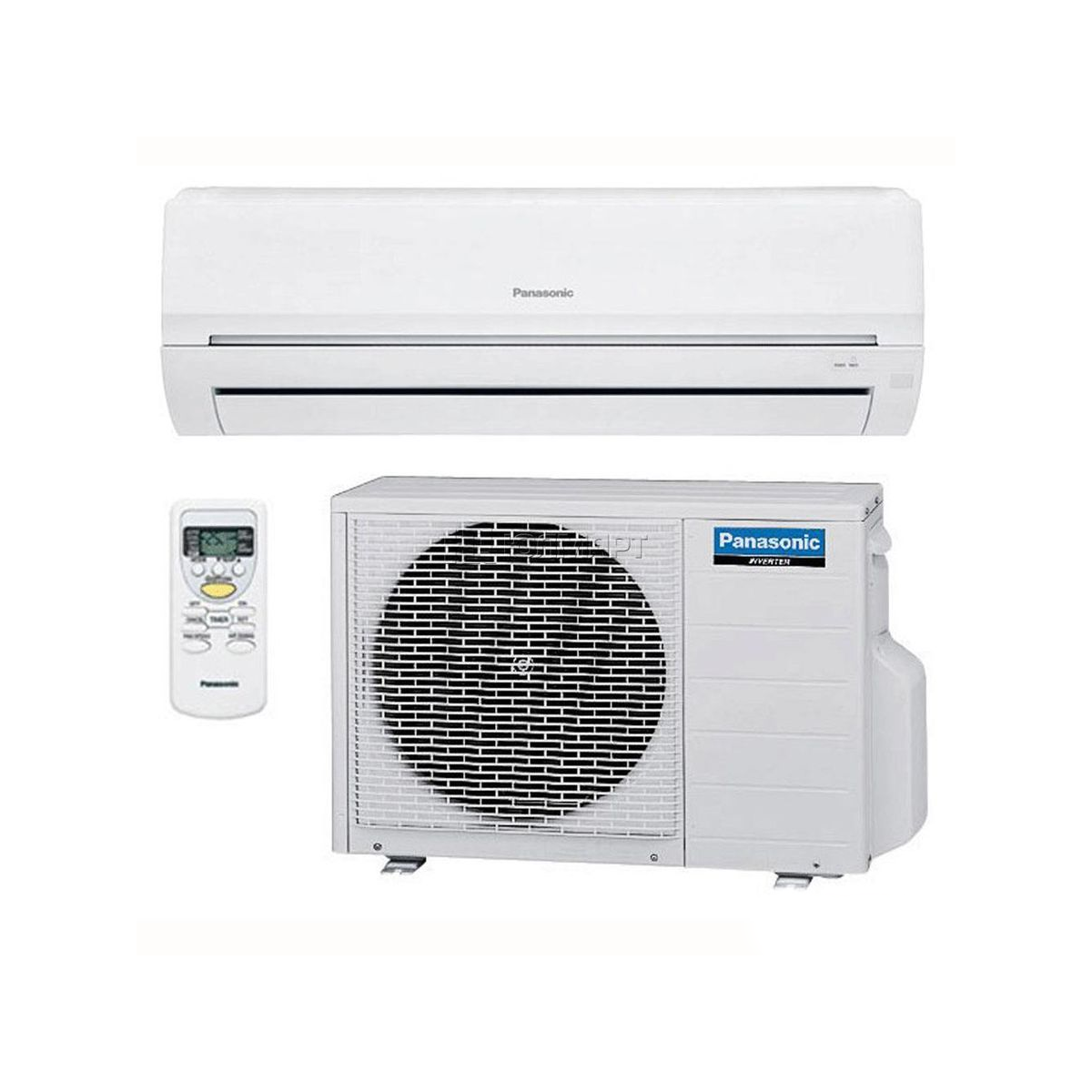 The Panasonic Pretty Air Conditioner Ar condicionado