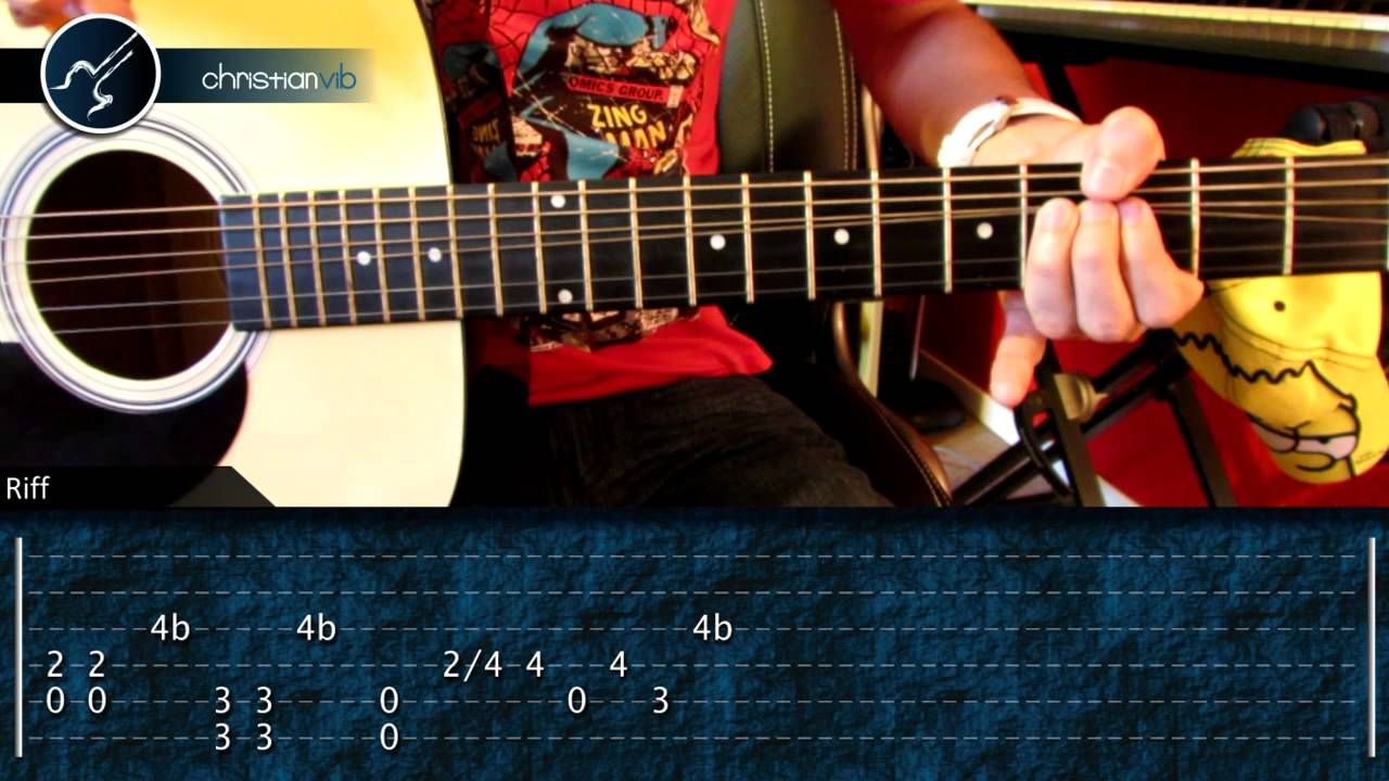 Cómo Tocar Heart Shaped Box De Nirvana En Guitarra Acústica Hd Tutorial Christianvib Guitarras Guitarra Acustica Nirvana