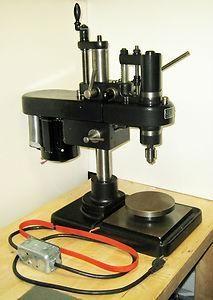 Vintage Hamilton Precision Sensitive Drill Press Pocasset