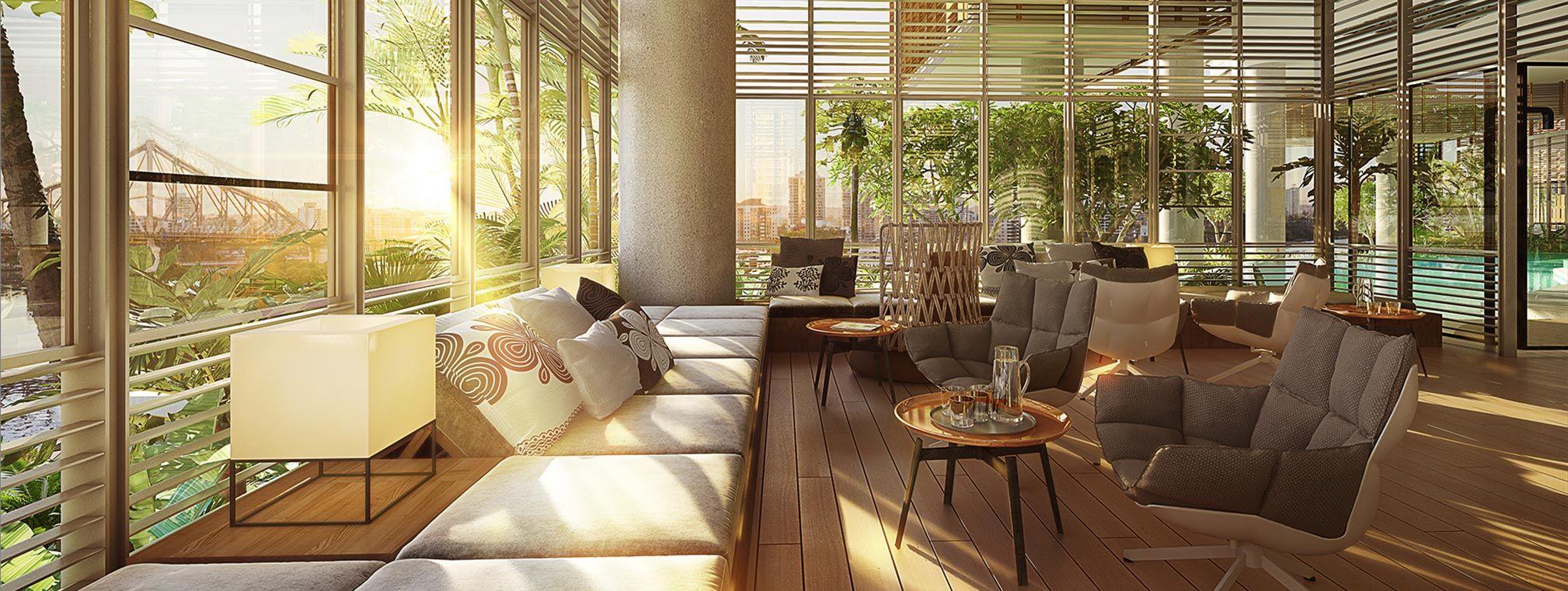 Amenities - 443 Queen Street, Brisbane - New Apartments ...