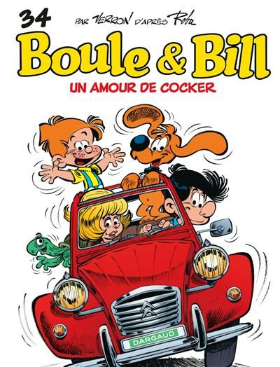 Boule Et Bill Le Film : boule, Boule, Bill,, Apprendre, Français,, Gratuites