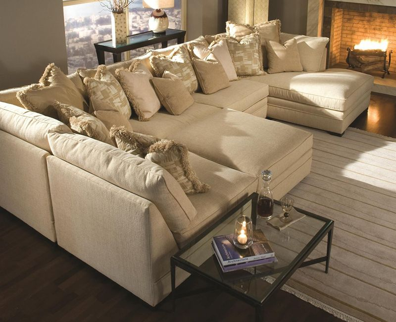 Extra Large Sectional Sofas with Chaise … | Large sectional ...