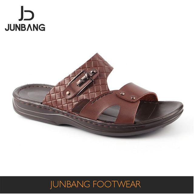 e08dcf122c4 Source FACTORY DIRECTLY Custom design Summer slipper Men Sandals from  manufacturer on m.alibaba.com