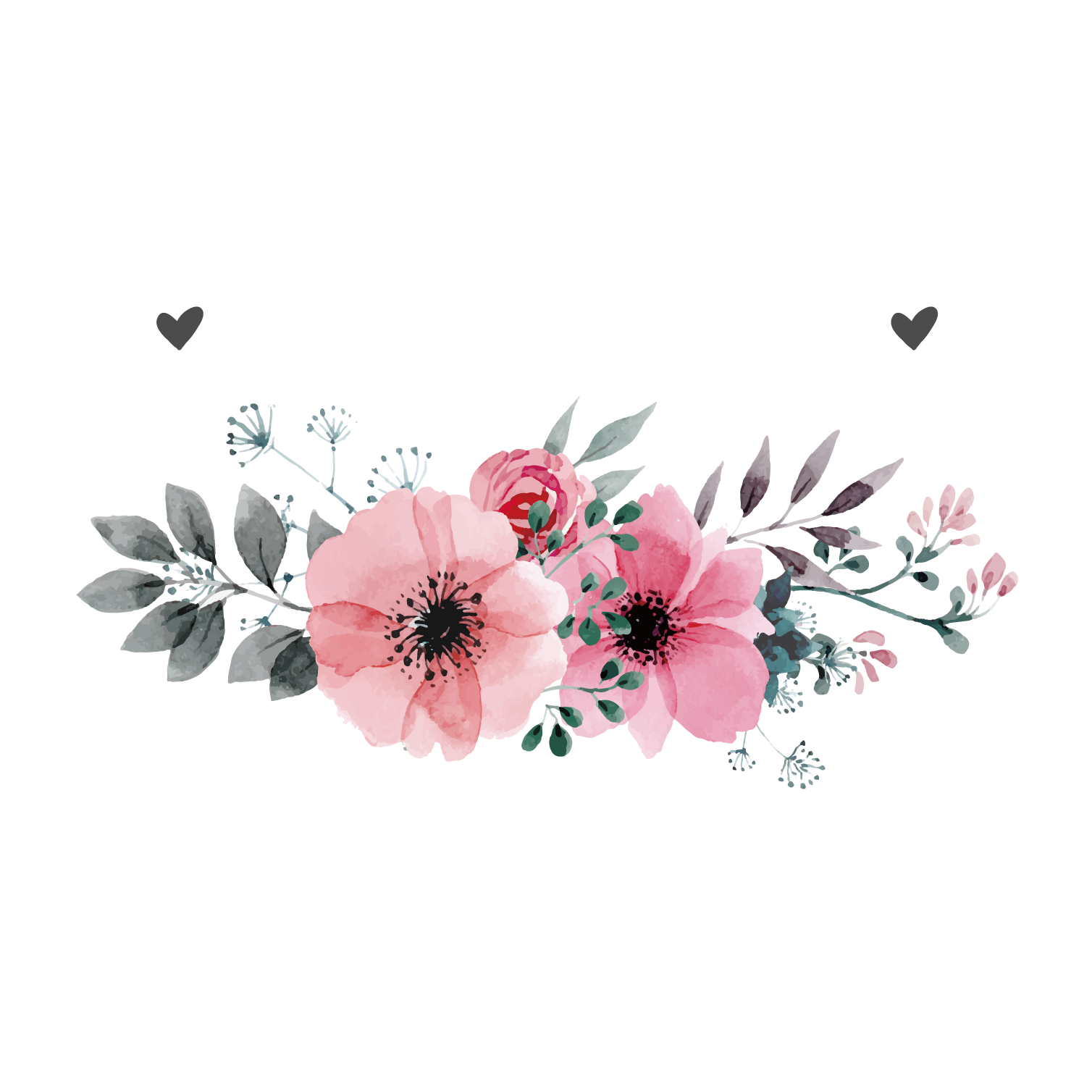 Floral Pattern Background 1508*1508 transprent Png Free