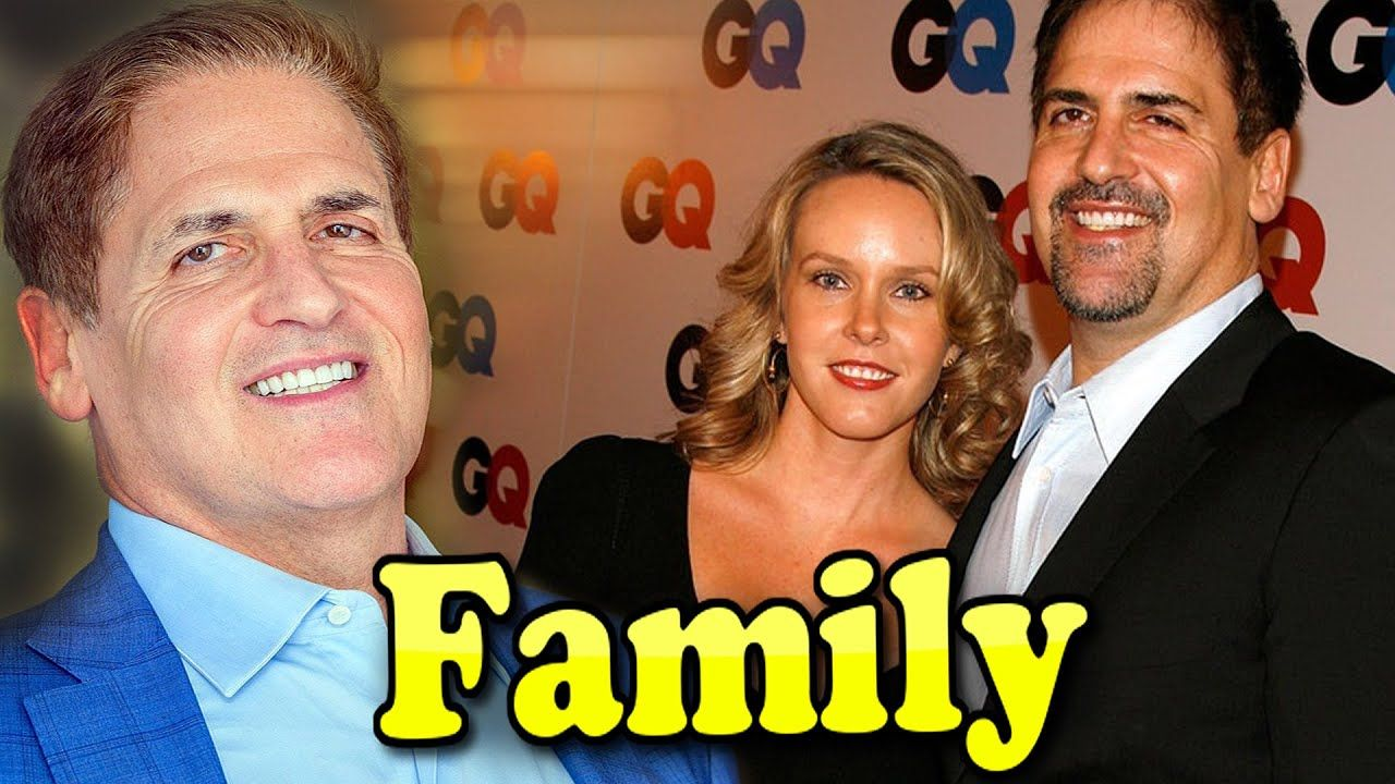 Mark Cuban Family With Daughter,Son and Wife Tiffany ...