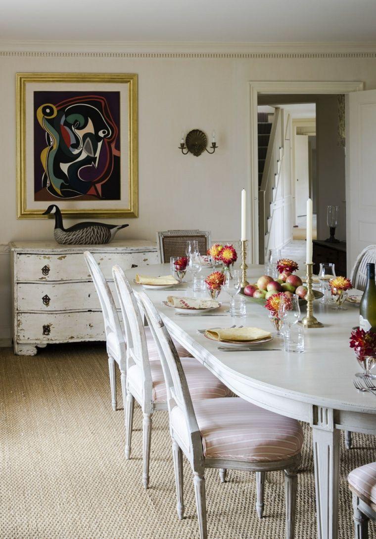 Decorar comedor pequeño 55 ideas y consejos | Decor | Pinterest ...
