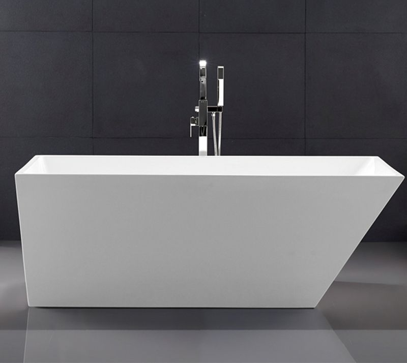 Small Free Standing Bathtubs Freestanding Acrylic Soaking Tub