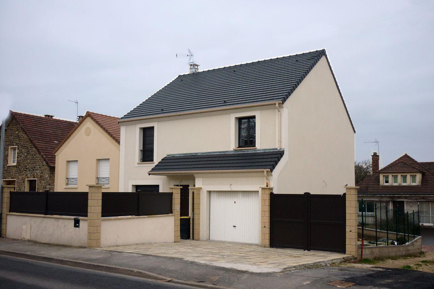 R alisations du constructeur maisons s same maison for Constructeur maison 28