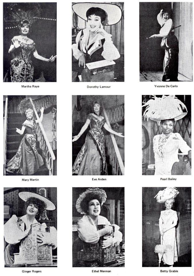 Some Of The Famous Actresses Who Have Played Dolly Levi In Hello