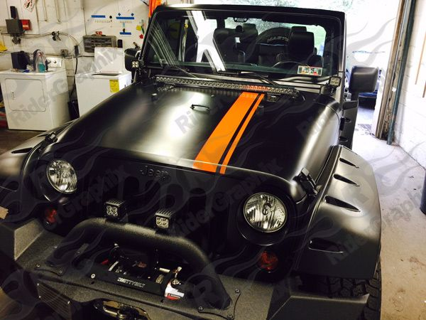 RiderGraphixcom Up Jeep Wrangler Hood Decal JEEP Things - Jeep hood decalsgraphics for jeep wrangler hood decals and graphics www