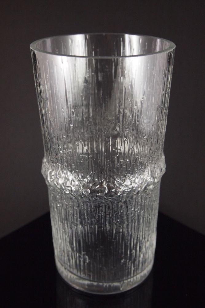 Iittala Tapio Wirkkala Niva Vase Large Model 2731