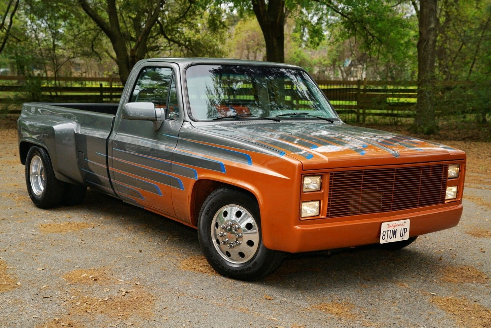 eBay 1973 Chevrolet C10 CK 3500 1973 CHEVROLET CK 3500