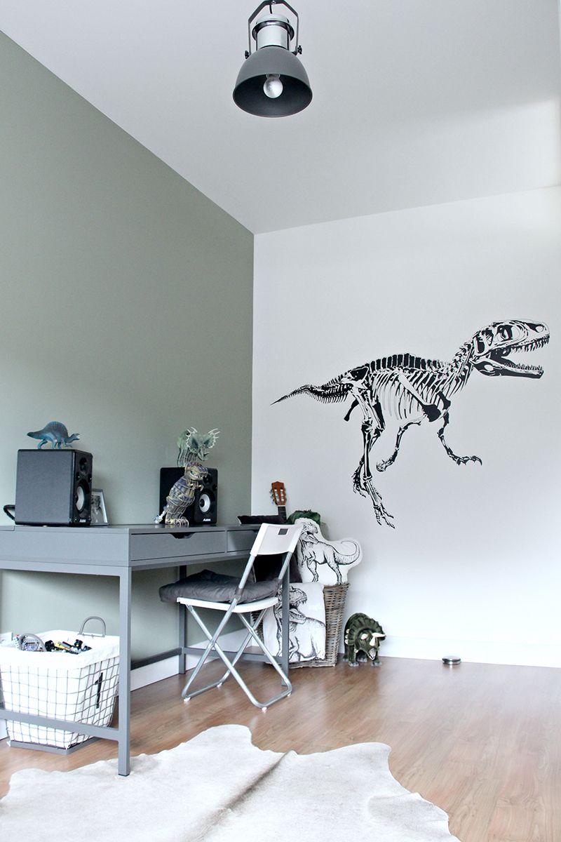 Mooie kleur muur Rustige slaapkamer  Jongenskamer