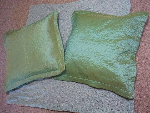 European Pillow Cases by Eklektikat on Etsy, $20.00