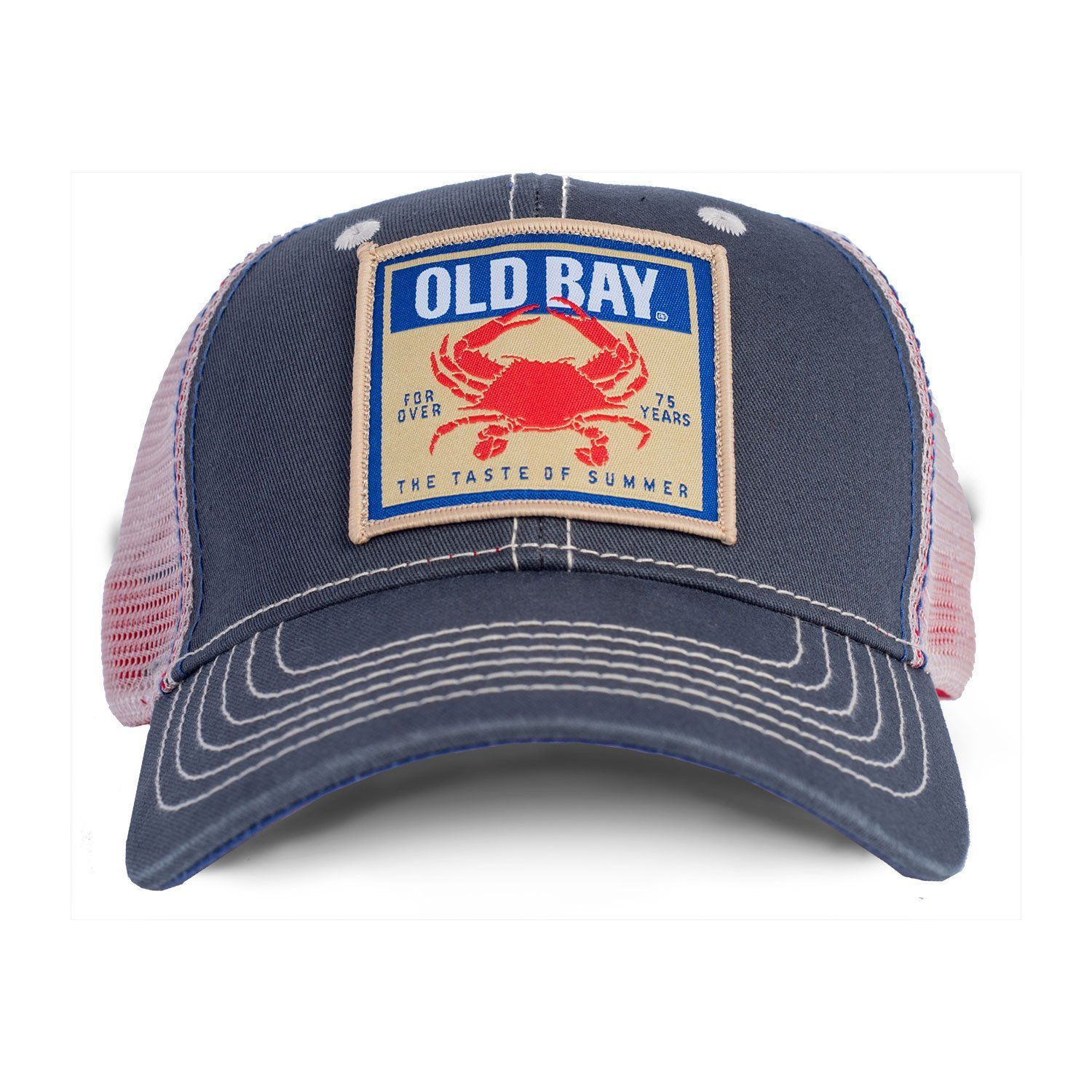 a37a18b4eac OLD BAY® Crab Patch Hat