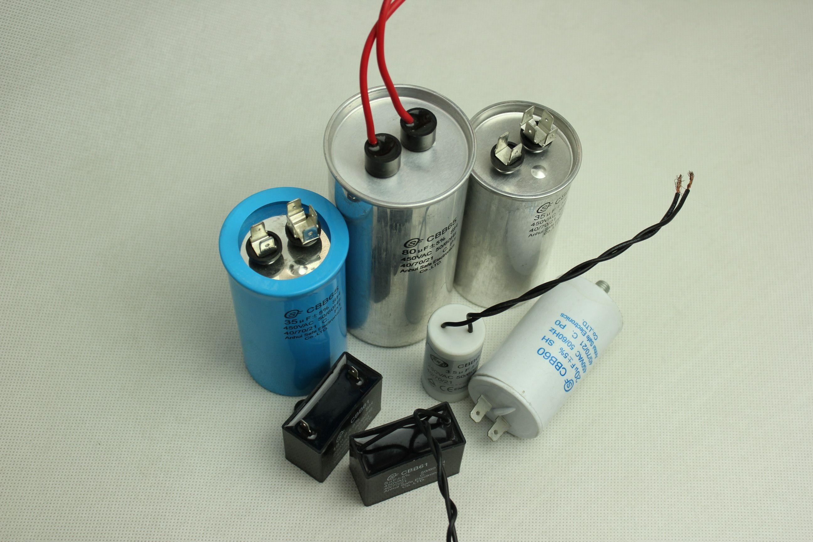 Ac Motor Capacitor Capacitor Electronic Products Earbuds