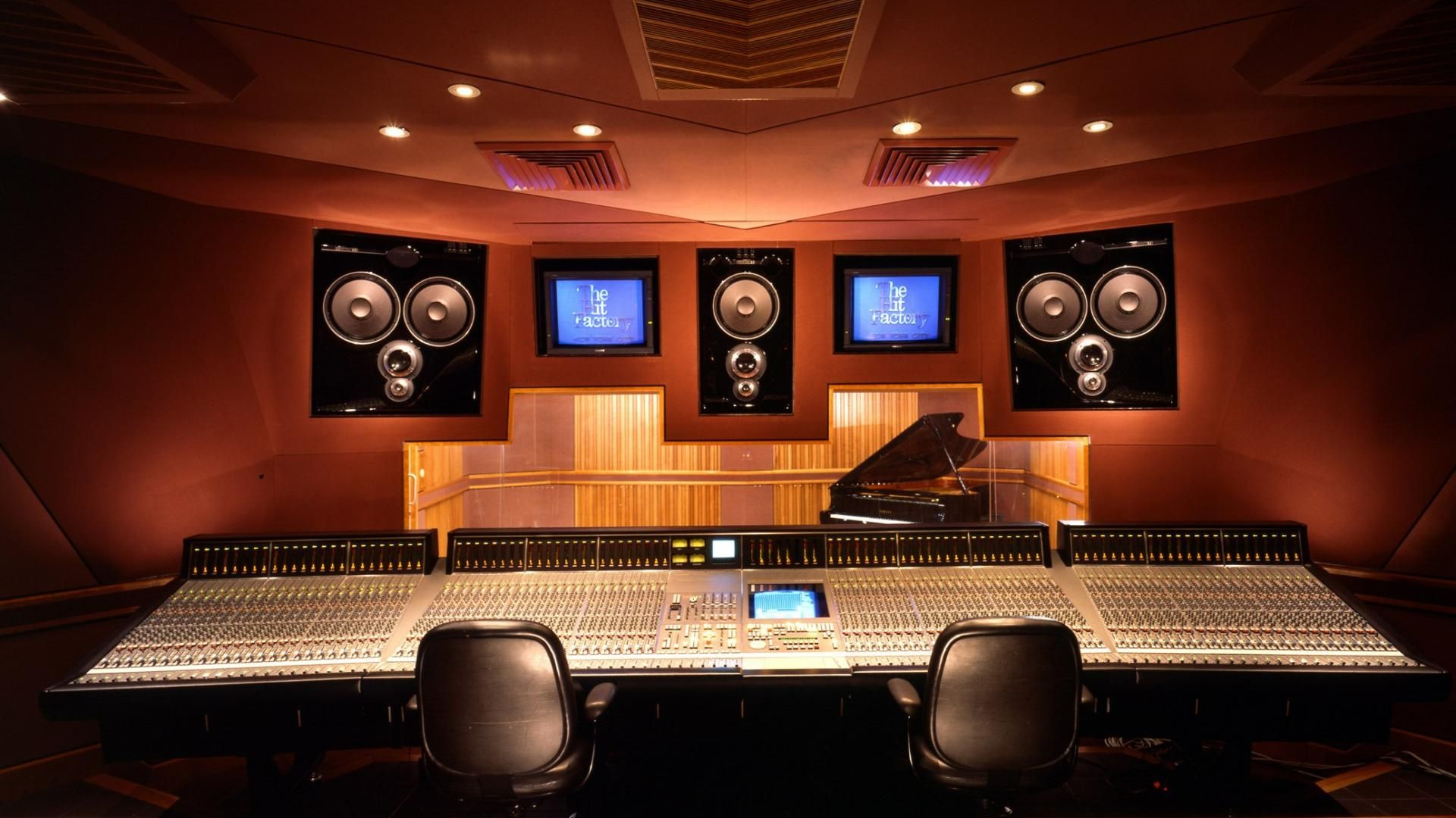 Cool Recording Studio Wallpapers