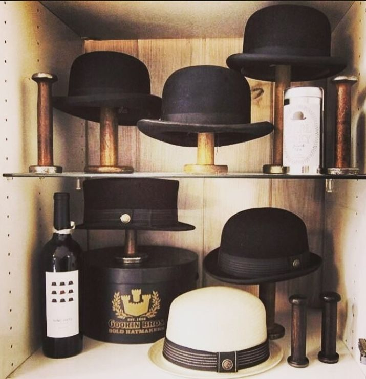 50 Finest Diy Hat Rack Ideas For Your Hat Organizer Diy Hat Rack Hat Display Vintage Hat Display
