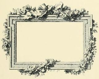 French Labels and Frames