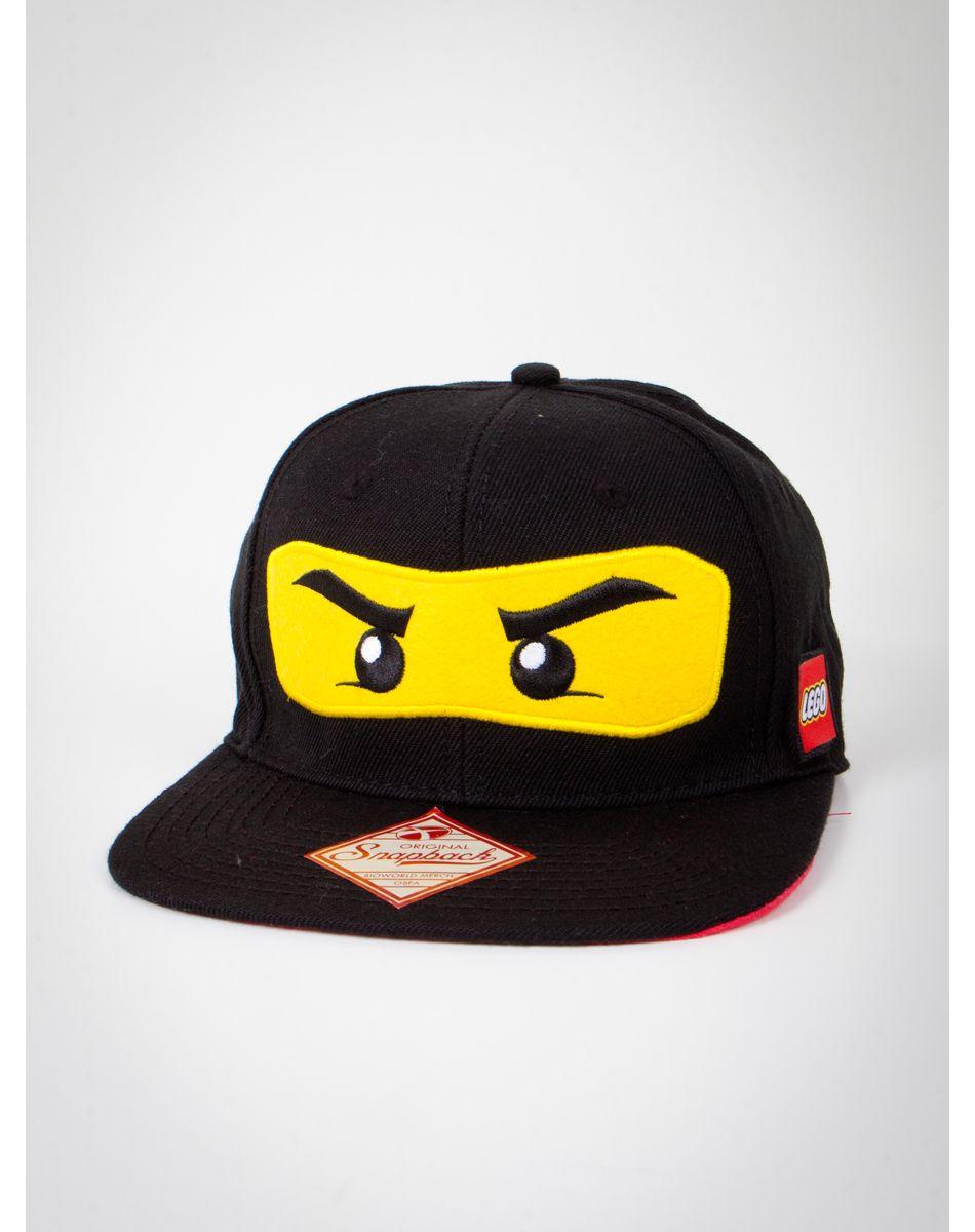 the latest def72 9a80d Lego Ninjago Snapback Hat