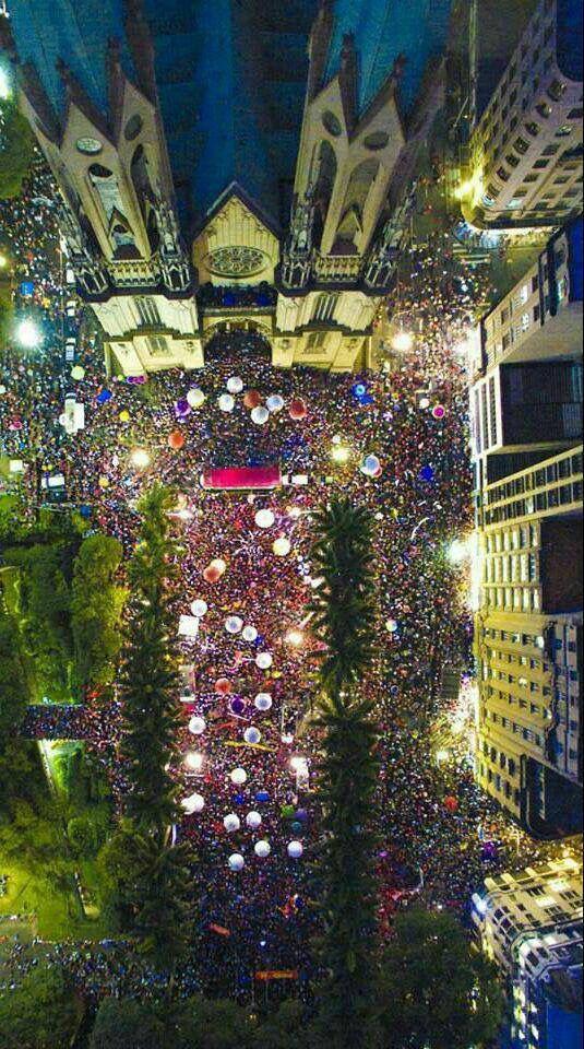 #BrasilPelaDemocracia