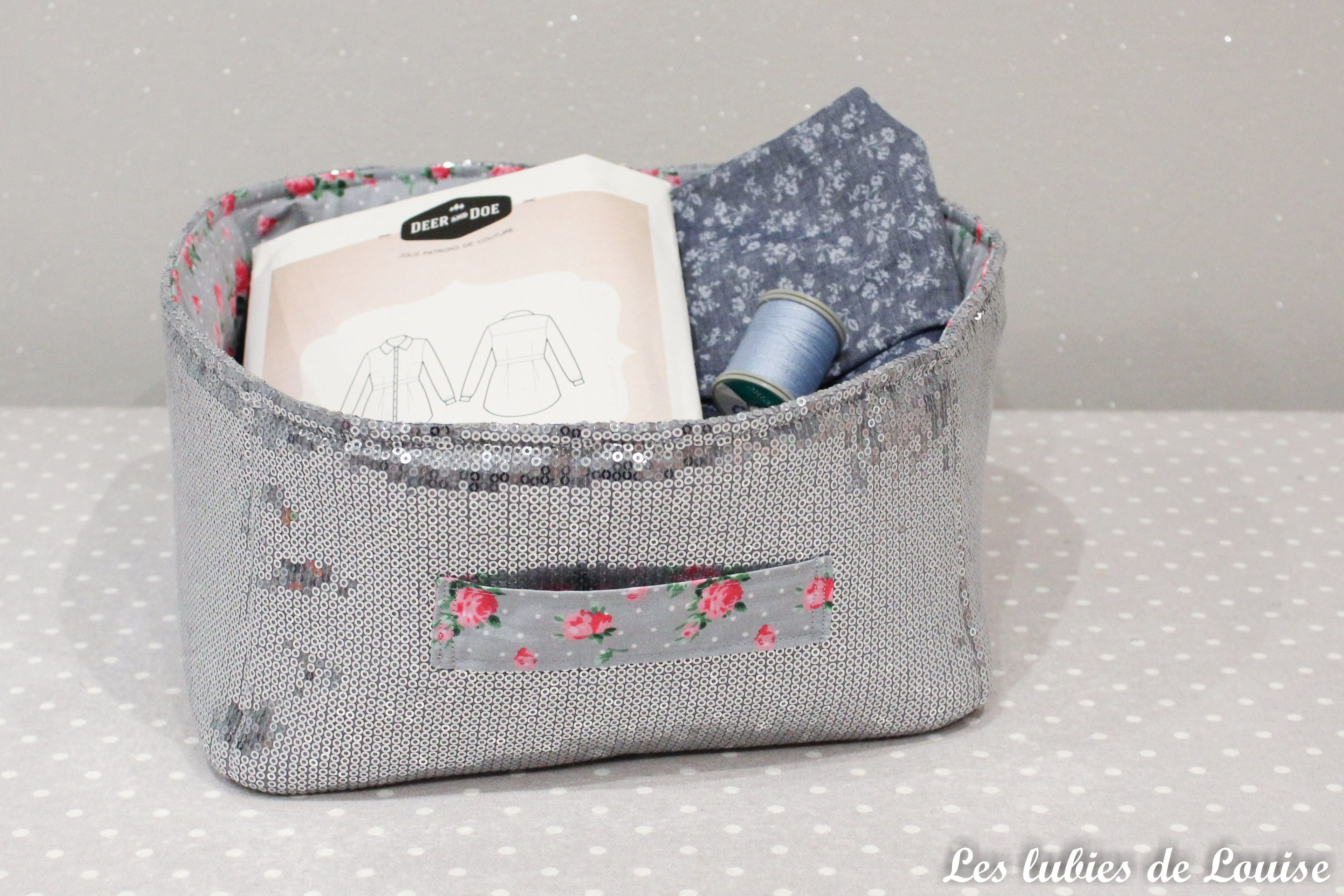 Tuto DIY Panier rangement en tissu- les lubies de louise sig-6